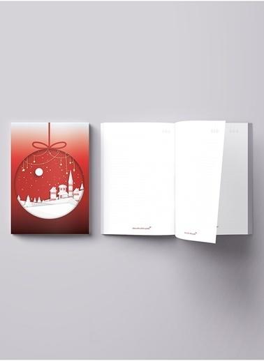LWP Shop Christmas Notebook Kırmızı